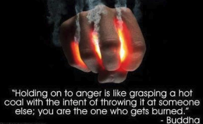 What is the Difference Between Hate and Anger?