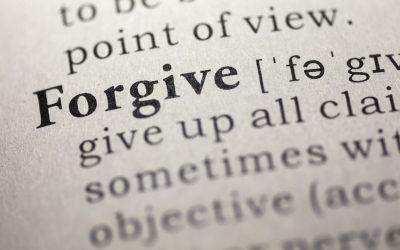 Forgiveness Defined